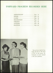 Page 10, 1957 Edition, Cambria High School - Oracle Yearbook (Ebensburg, PA) online yearbook collection