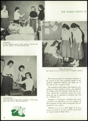 Page 12, 1957 Edition, Cambria High School - Oracle Yearbook (Ebensburg, PA) online yearbook collection