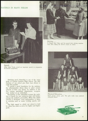 Page 15, 1957 Edition, Cambria High School - Oracle Yearbook (Ebensburg, PA) online yearbook collection