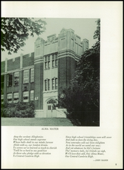 Page 9, 1957 Edition, Cambria High School - Oracle Yearbook (Ebensburg, PA) online yearbook collection