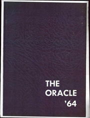 1964 Edition, Cambria High School - Oracle Yearbook (Ebensburg, PA)