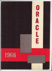 1966 Edition, Cambria High School - Oracle Yearbook (Ebensburg, PA)