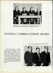 Page 16, 1967 Edition, Cambria High School - Oracle Yearbook (Ebensburg, PA) online yearbook collection