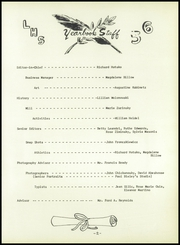 Page 9, 1956 Edition, Luzerne High School - Per Annos Yearbook (Luzerne, PA) online yearbook collection