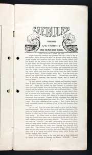 Page 7, 1907 Edition, Polytechnic High School - Caerulea Yearbook (Long Beach, CA) online yearbook collection