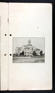 Page 9, 1907 Edition, Polytechnic High School - Caerulea Yearbook (Long Beach, CA) online yearbook collection