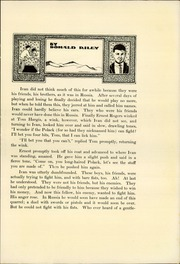 Page 13, 1921 Edition, Polytechnic High School - Caerulea Yearbook (Long Beach, CA) online yearbook collection