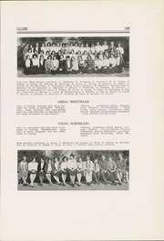 Page 113, 1930 Edition, Polytechnic High School - Caerulea Yearbook (Long Beach, CA) online yearbook collection