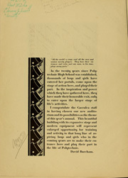 Page 10, 1931 Edition, Polytechnic High School - Caerulea Yearbook (Long Beach, CA) online yearbook collection