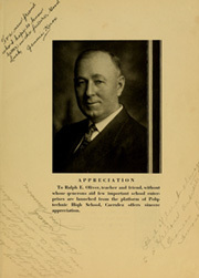 Page 9, 1931 Edition, Polytechnic High School - Caerulea Yearbook (Long Beach, CA) online yearbook collection