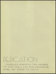 Page 14, 1935 Edition, Polytechnic High School - Caerulea Yearbook (Long Beach, CA) online yearbook collection