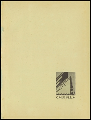 Page 5, 1935 Edition, Polytechnic High School - Caerulea Yearbook (Long Beach, CA) online yearbook collection