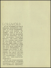 Page 8, 1935 Edition, Polytechnic High School - Caerulea Yearbook (Long Beach, CA) online yearbook collection