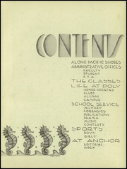 Page 9, 1935 Edition, Polytechnic High School - Caerulea Yearbook (Long Beach, CA) online yearbook collection