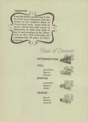 Page 8, 1945 Edition, Polytechnic High School - Caerulea Yearbook (Long Beach, CA) online yearbook collection