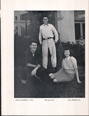 Page 15, 1947 Edition, Polytechnic High School - Caerulea Yearbook (Long Beach, CA) online yearbook collection