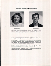 Page 17, 1947 Edition, Polytechnic High School - Caerulea Yearbook (Long Beach, CA) online yearbook collection