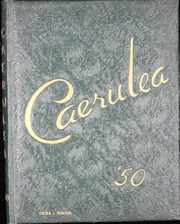 1950 Edition, Polytechnic High School - Caerulea Yearbook (Long Beach, CA)