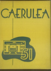 1951 Edition, Polytechnic High School - Caerulea Yearbook (Long Beach, CA)
