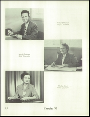 Page 17, 1952 Edition, Polytechnic High School - Caerulea Yearbook (Long Beach, CA) online yearbook collection