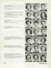 Page 127, 1953 Edition, Polytechnic High School - Caerulea Yearbook (Long Beach, CA) online yearbook collection