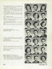 Page 131, 1953 Edition, Polytechnic High School - Caerulea Yearbook (Long Beach, CA) online yearbook collection