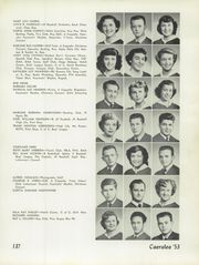 Page 137, 1953 Edition, Polytechnic High School - Caerulea Yearbook (Long Beach, CA) online yearbook collection