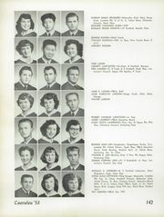 Page 142, 1953 Edition, Polytechnic High School - Caerulea Yearbook (Long Beach, CA) online yearbook collection