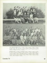 Page 72, 1953 Edition, Polytechnic High School - Caerulea Yearbook (Long Beach, CA) online yearbook collection