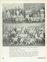 Page 73, 1953 Edition, Polytechnic High School - Caerulea Yearbook (Long Beach, CA) online yearbook collection
