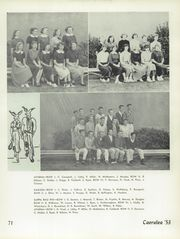 Page 75, 1953 Edition, Polytechnic High School - Caerulea Yearbook (Long Beach, CA) online yearbook collection
