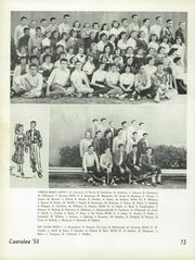Page 76, 1953 Edition, Polytechnic High School - Caerulea Yearbook (Long Beach, CA) online yearbook collection