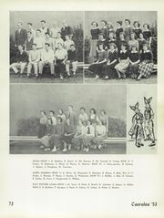 Page 77, 1953 Edition, Polytechnic High School - Caerulea Yearbook (Long Beach, CA) online yearbook collection