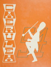 1954 Edition, Polytechnic High School - Caerulea Yearbook (Long Beach, CA)