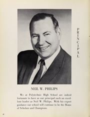Page 14, 1961 Edition, Polytechnic High School - Caerulea Yearbook (Long Beach, CA) online yearbook collection