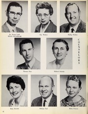 Page 16, 1961 Edition, Polytechnic High School - Caerulea Yearbook (Long Beach, CA) online yearbook collection
