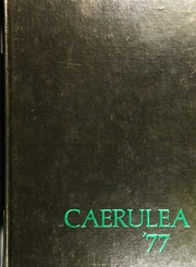 1977 Edition, Polytechnic High School - Caerulea Yearbook (Long Beach, CA)