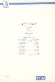 Page 6, 1932 Edition, Berea College - Chimes Yearbook (Berea, KY) online yearbook collection