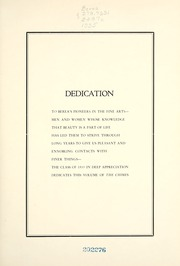 Page 7, 1935 Edition, Berea College - Chimes Yearbook (Berea, KY) online yearbook collection