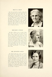 Page 9, 1935 Edition, Berea College - Chimes Yearbook (Berea, KY) online yearbook collection