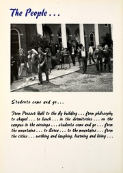 Page 12, 1942 Edition, Berea College - Chimes Yearbook (Berea, KY) online yearbook collection
