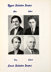 Page 14, 1942 Edition, Berea College - Chimes Yearbook (Berea, KY) online yearbook collection