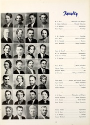 Page 16, 1942 Edition, Berea College - Chimes Yearbook (Berea, KY) online yearbook collection