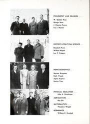 Page 14, 1946 Edition, Berea College - Chimes Yearbook (Berea, KY) online yearbook collection