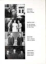 Page 16, 1946 Edition, Berea College - Chimes Yearbook (Berea, KY) online yearbook collection