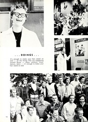 Page 16, 1956 Edition, Berea College - Chimes Yearbook (Berea, KY) online yearbook collection