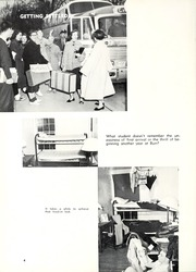 Page 8, 1956 Edition, Berea College - Chimes Yearbook (Berea, KY) online yearbook collection