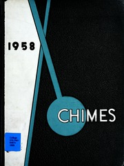 1958 Edition, Berea College - Chimes Yearbook (Berea, KY)