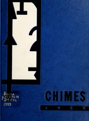 1959 Edition, Berea College - Chimes Yearbook (Berea, KY)