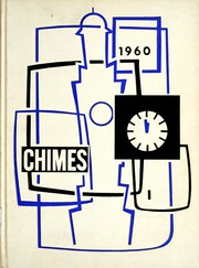 1960 Edition, Berea College - Chimes Yearbook (Berea, KY)